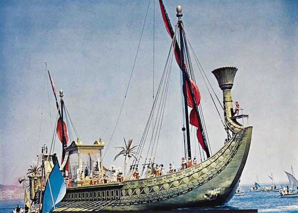 Клеопатра в Крыму